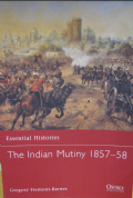 Book-The Indian Mutiny 1857-58